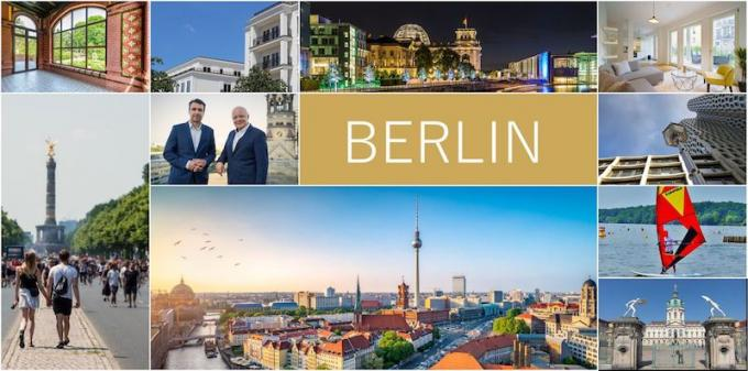 Berlin Property Event With Black Label Properties