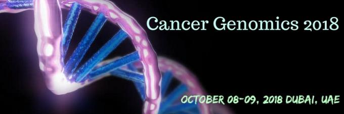 Cancer Genomics 2018