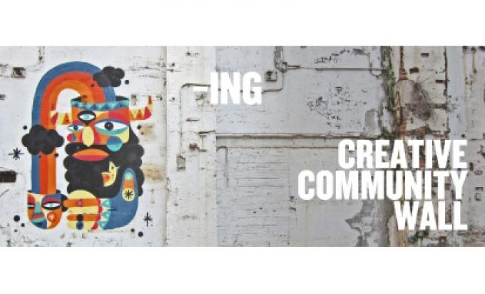 Creative Community Wall Live Painting