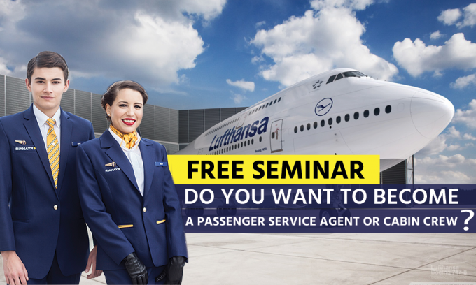 Get Job in Aviation Industy - Free Seminar For Freshers