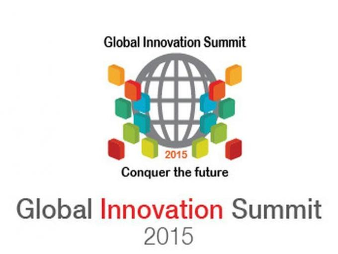 The Global Innovation Summit 2015-Focusing on the future of business and technology as they go hand-in-hand
