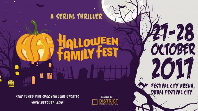 The Halloween Family Festival