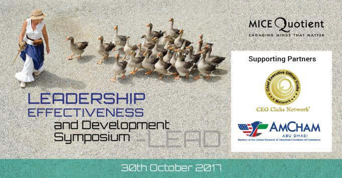 Leader Effectiveness and Development Symposium