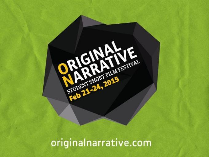 Original Narrative - Student Short Film Festival- A film festival held at the American University in Dubai by and for students of film.