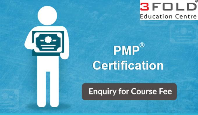PMP Course Batch starts- 3FOLD