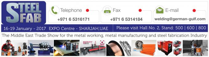 Steel Fab - Middle East Trade Show