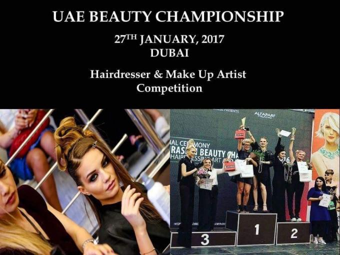 UAE Beauty Championship
