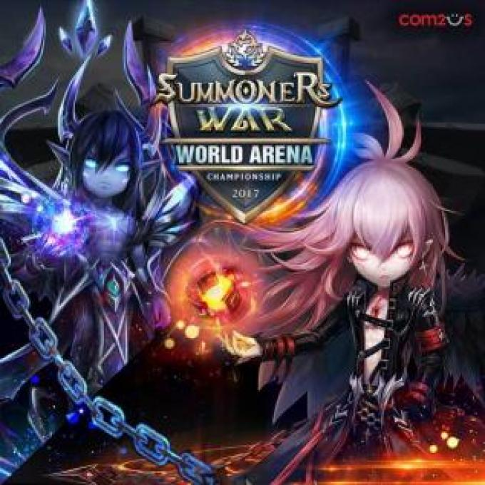Com2uS Brings 2017 Summoners War World Arena Championship (SWC) to the Middle East