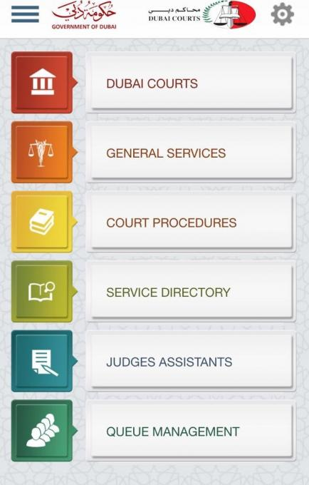 Dubai Courts unveils new package of smart services as part of Nibras app