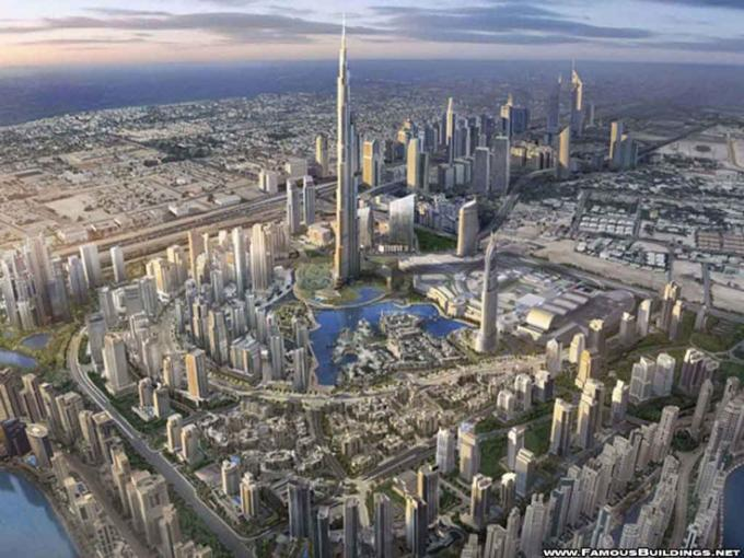 Economic Eye on Dubai City