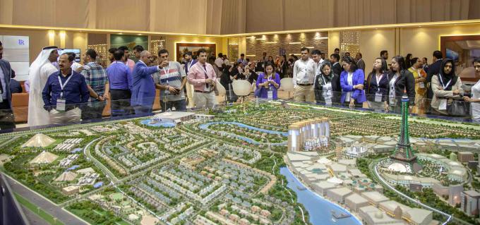 Falconcity of Wonders' Eastern Residences Villas Generate Strong Response From potential Buyers & Investors on first 2 days of Sales Launch