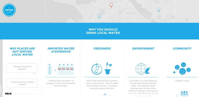 MBLM launches 'I Drink Local' mobile App