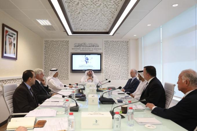 Mohammed bin Rashid Al Maktoum Knowledge Award's Board of Trustees  Begins Evaluating Candidates for its 2018 Edition
