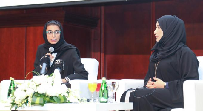 Political Participation is Paramount': H.E. Noura Al Kaabi  Gives Lecture at Ajman University