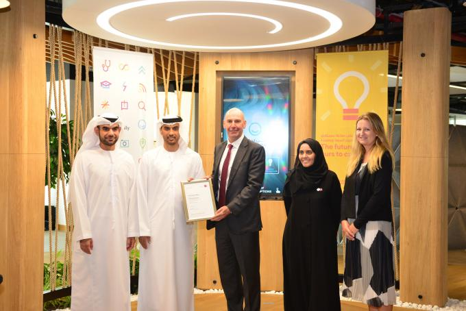 Smart Dubai Awarded 'Approved Employer' Status by ACCA