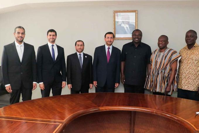 UAE-Ghana Business Forum  Discussed Oportunities for Commercial and Investment Cooperation