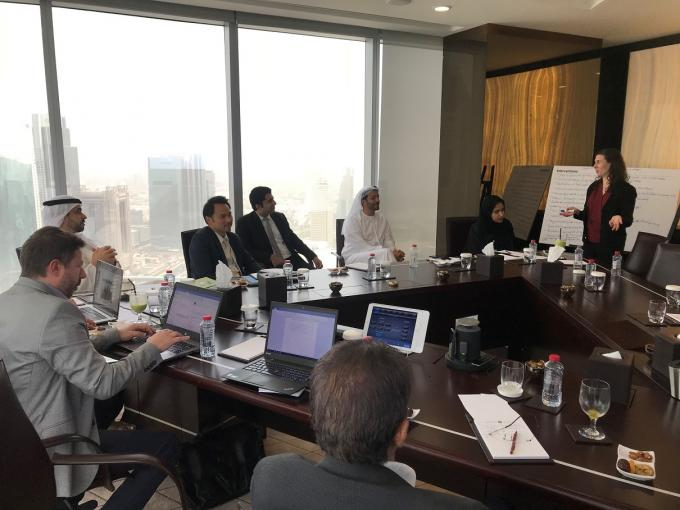 UAE Office for Future Food Security Explores Ways to Improve Food Practices in the UAE