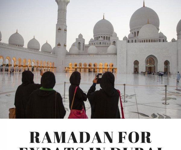Ramadan for Expats in Dubai