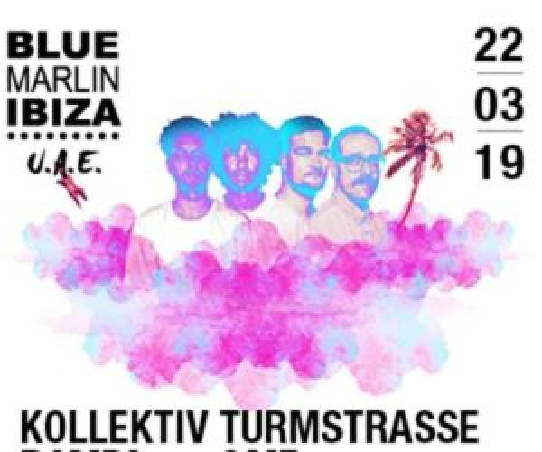 Kollektiv Turmstrasse and Rampa vs &ME at Blue Marlin Ibiza UAE