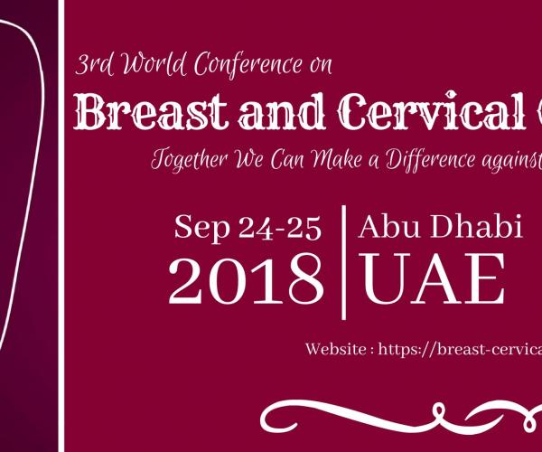3rd World Conference on Breast and Cervical Cancer