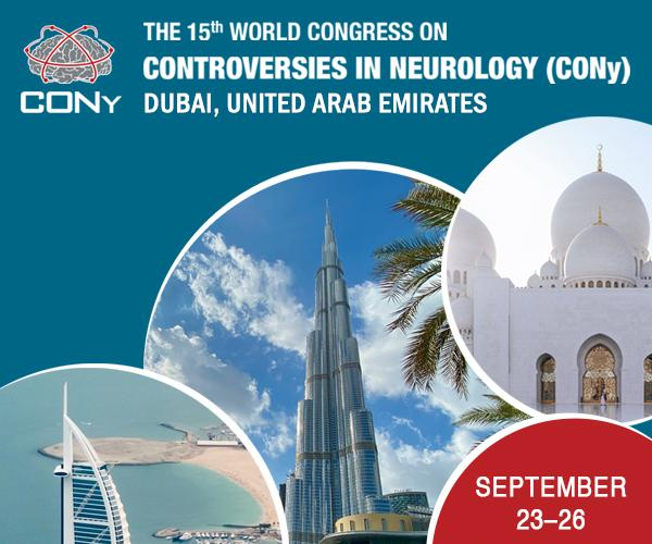 The 15th World Congress on Controversies in Neurology (CONy) 2021