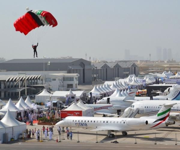 Abu Dhabi Air Expo - 2016