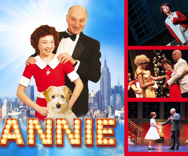 Annie - The Classic Broadway MusicalLive on Stage
