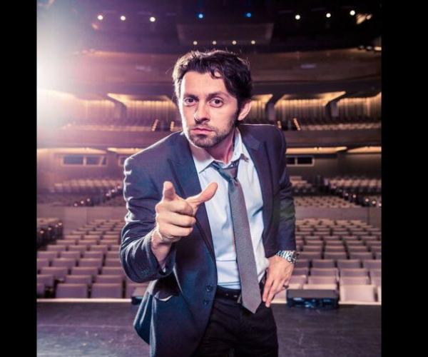 Authentically Absurd to the Max- Catch comedian Max Amini for rib tickling laughs