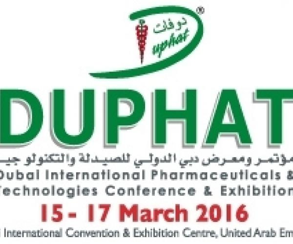 Dubai International Pharmaceuticals and Technologies Conference and Exhibition – DUPHAT