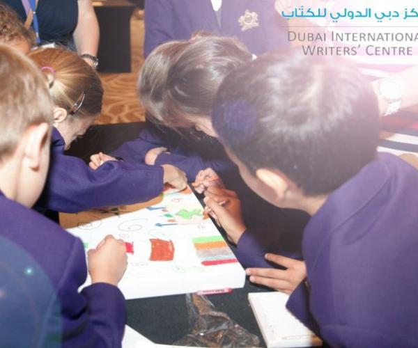 Dubai International Writers' Centre Children's Creative Sessions