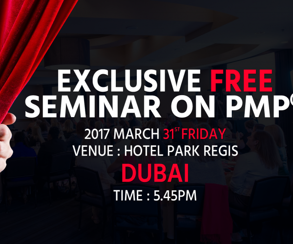 Free Seminar on Project Management - Dubai