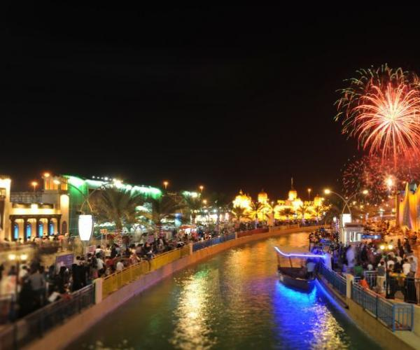 Global Village 2014-2015- The nation's biggest shopping arena opens up again this year offering a world of options.