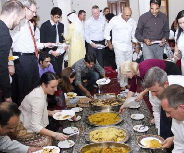 Iftar at SMCCU- The Iftar that allows the public to get involved and learn about it returns this Ramadan.