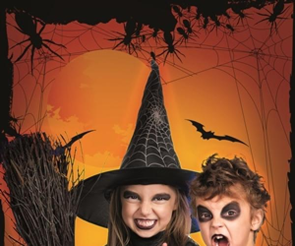 KidZania® turns into spooky Zombie Town - Fancy Dress Competition