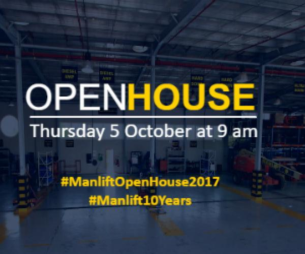 Manlift Open House Day 2017