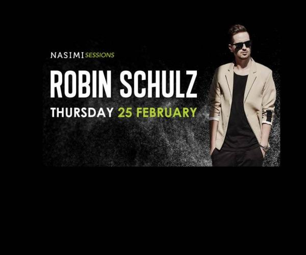 Nasimi Sessions feat. Robin Schulz 2016