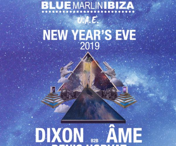 New Year's Eve with Dixon b2b Âme And Denis Horvat