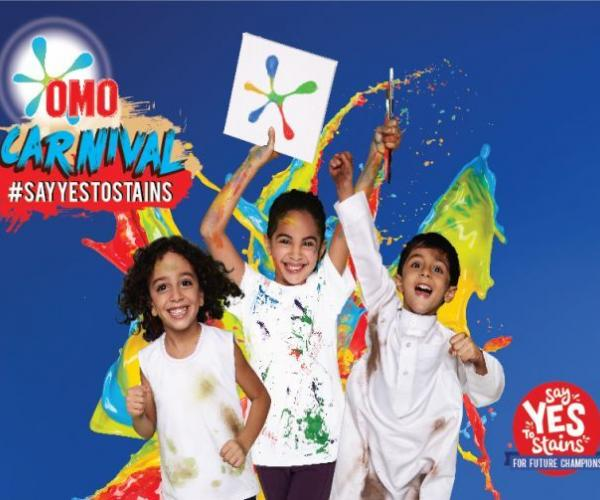 OMO Carnival - OMO brings a day of fun for the whole family at the Zabeel Park.