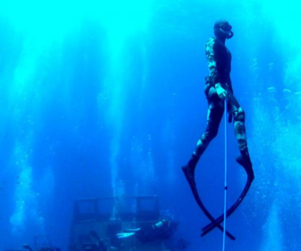 One Breath Dive Expo