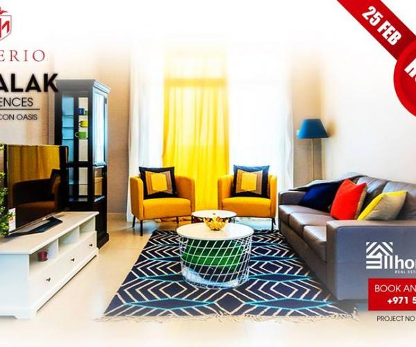 OPEN HOUSE | Al Falak Residence at Dubai Silicon Oasis