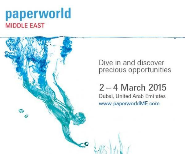 Paperworld Middle East 2015- The annual paper solutions exhibition is back this year