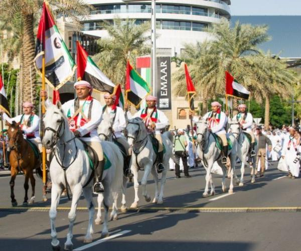 The Parade Downtown Dubai by Emaar 2015