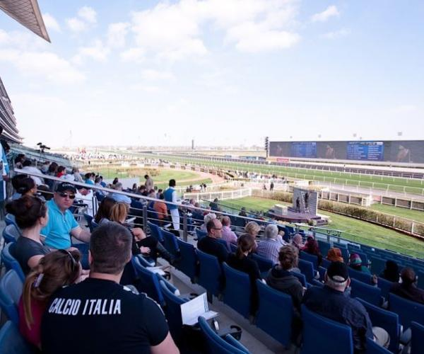 Racing At Meydan 2014 - 2015 (Race 7)