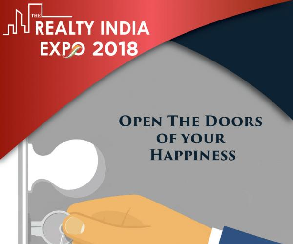 The Realty India Expo 2018-Dubai