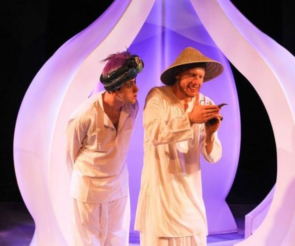 Story Pocket Theatre presents Arabian Nights- Experience the epic saga Arabian Nights unlike ever before live on stage