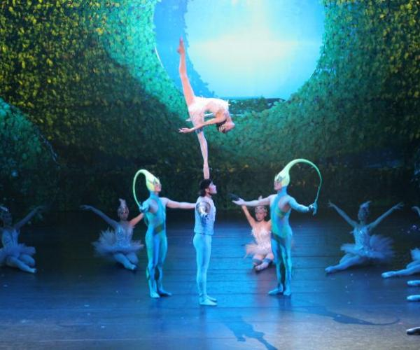Swan Lake Acrobatic Ballet by The Great Chinese State Circus