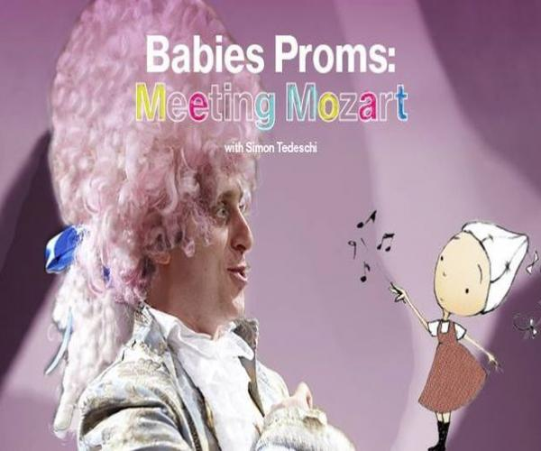 Sydney Opera House presents Babies Proms - Meeting Mozart- Introducing Mozart to children is the Sydney House Opera.Introducing Mozart to children is the Sydney House Opera.Introducing Mozart to children is the Sydney House Opera.