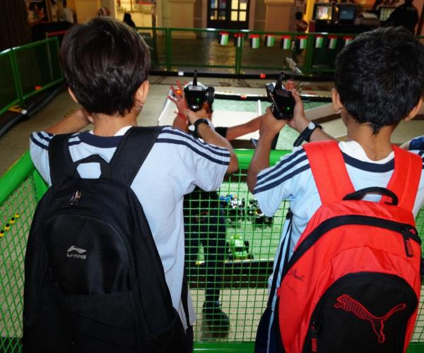 Thrilling new model car racing championship at KidZania®