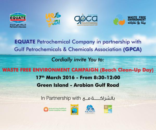 Waste Free Environment Campaign (Beach Clean-up Day)