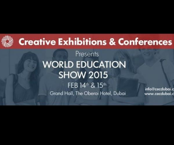 World Education Show 2015 - Bringing students and recruiters together